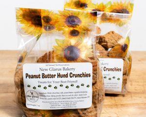 Peanut Butter Hund Crunchies