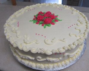 Custom Round Cakes