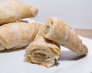 Almond Horn Pastries