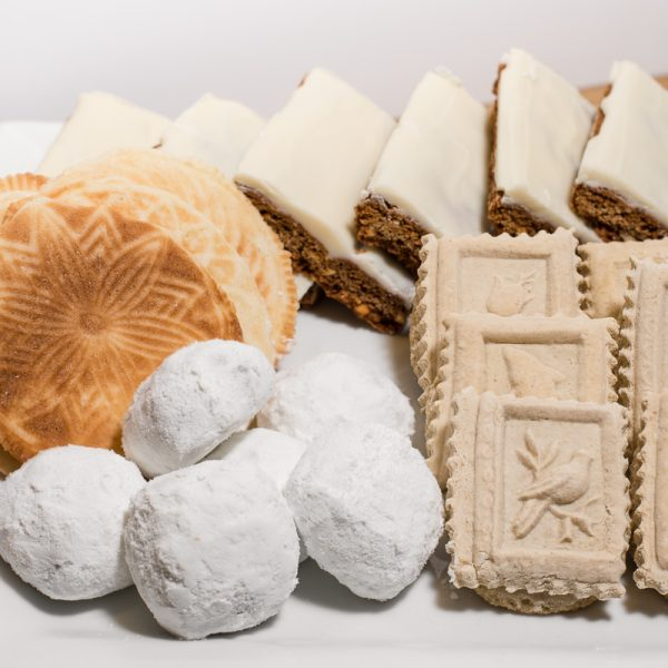 Ethnic Cookie Assortment