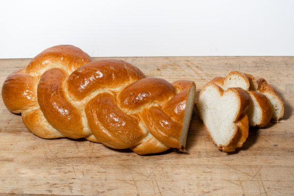 Egg Braid Bread