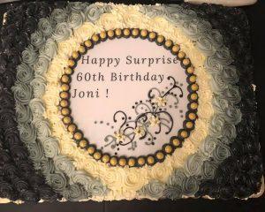 Joni's bday party cake